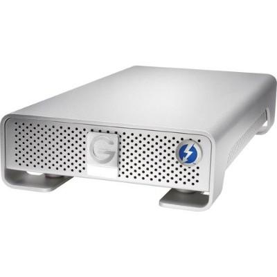 G-Technology4TB G-Drive 7200 RPM SATA III USB 3.0 / Thunderbolt Professional Hard Drive(0G03050)