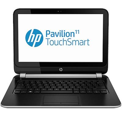 HP Pavilion 11-h110nr Intel Pentium Quad-Core N3520 2.17GHz TouchSmart Notebook - 4GB RAM, 64GB SSD, 11.6