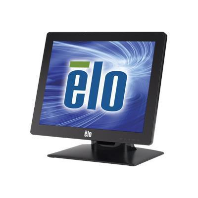 ELO TouchSystems 1517L iTouch Zero-Bezel - LED monitor - 15