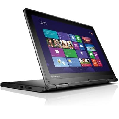 Lenovo TopSeller ThinkPad Yoga 20CD Intel Core i5-4300U Dual-Core 1.90GHz Ultrabook - 4GB RAM, 180GB OPAL SSD, 12.5