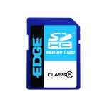 32GB EDGE PROSHOT HIGH CAPACITY SD MEMORY CARD CLASS6