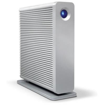 LaCie5TB d2 Quadra Hard Drive - FireWire, USB 3.0 & eSATA 3Gb/s(9000481U)