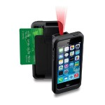 Linea Pro 5 iPod Touch 5th & 6th Gen 1D Barcode Scanner - Encrypted MSR