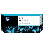 HP Inc. 727 300-ml Matte Black Designjet Ink Cartridge C1Q12A