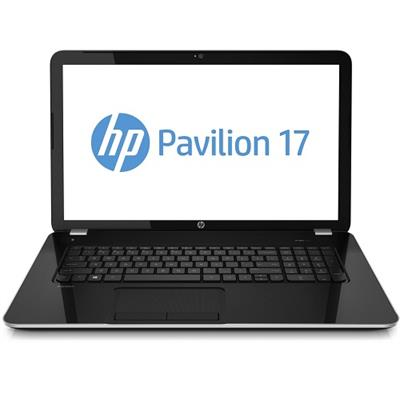 HP Pavilion 17-e055nr AMD Elite Quad-Core A8-5550M 2.10GHz Notebook PC - 8GB RAM, 500GB HDD, 17.3