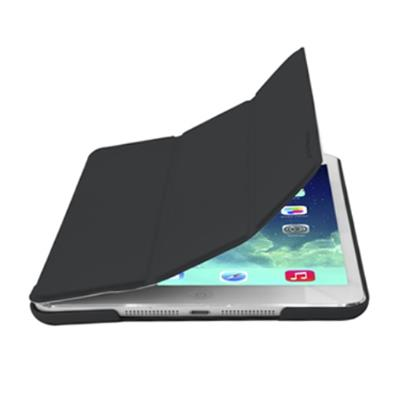 Cirago Slim-Fit PU Case for iPad Air - Black (IPCP5PA1BLK)