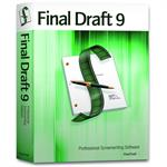 Final Draft 9 Box Mac/Win 1User - Professional screenwriting software
