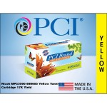 Ricoh MPC3500 888605 Toner Cartridge 17K Yield - Yellow