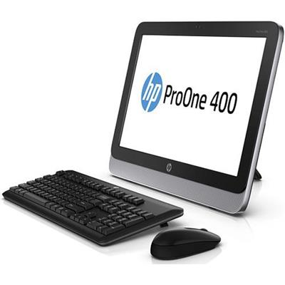 HP Smart Buy ProOne 400 G1 Intel Core i5-4570T Dual-Core 2.90GHz All-in-One PC - 4GB RAM, 500GB HDD, 19.5