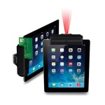 Infinea Tab 4 iPad 4 2D Barcode Scanner with Encrypted Magstripe Reader, Bluetooth and RFID Antenna