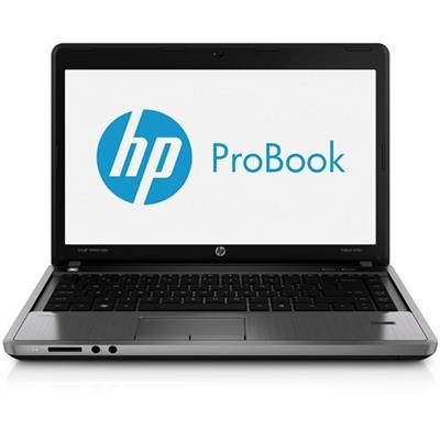 HP Smart Buy ProBook 4440s Intel Core i3-3110M 2.40GHz Notebook PC - 4GB RAM, 500GB HDD, 14.0