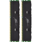 PNY 16GB XLR8 DDR3 PC3-12800 CAS 9 Dual Channel Memory Kit MD16384KD3-1600-X9