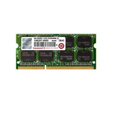 Transcend8GB 1333MHZ DDR3 204PIN SODIMM(TS1GSK64V3H-I)