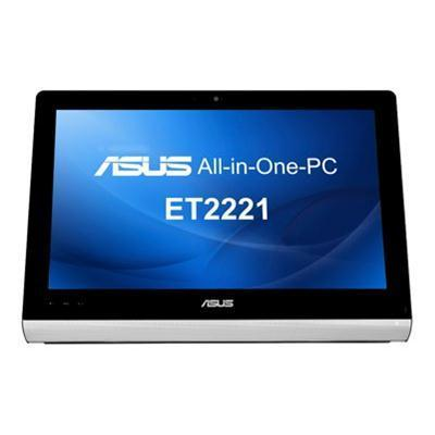 ASUS All-in-One PC ET2221AUKR - A series A8-5550M 2.1 GHz - 4 GB - 1 TB - LED 21.5