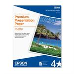 "11"" x 14"" Premium Presentation Paper Matte, Borderless - 50 Sheets"