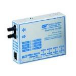 FlexPoint 10/100 - Fiber media converter - Fast Ethernet - 10Base-T, 100Base-FX, 100Base-TX - RJ-45 / ST multi-mode - up to 1.2 miles - 1300 nm