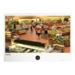 "ViewZ HD PVM VZ-PVM-Z2W2 - LCD display - color - 23"" - High Definition - 600 TVL - white"