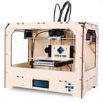 Creator Dual Extrusion 3D Printer - Wood Case