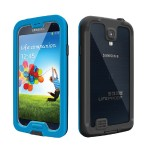 LifeProof Case 1801-04 for Samsung Galaxy S4 (Nuud Series) - Cyan/Black