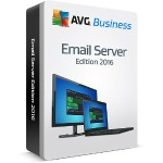 2016 - Email Server 1 Year Renewal Business 10 Seat Standard - English
