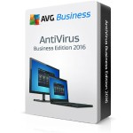 2016 - Antivirus 1 Year Renewal Business 20 Seat Standard - English