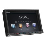 BV 9755 - DVD receiver - display - 7 in - touch screen - in-dash unit - Double-DIN - 85 Watts x 4