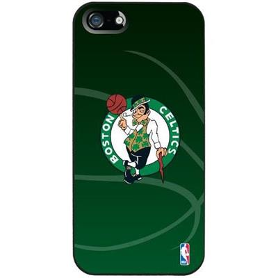 CoverooBoston Celtics - bball for iPhone 5s / 5 Thinshield Snap-On Case - Black(590-481-BK-FBC)