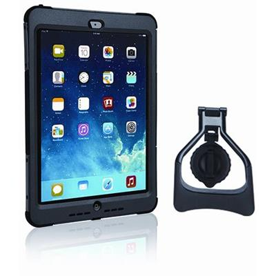 TargusRugged Max Pro for iPad Air with Rotating Stand - Black(BUS0365)