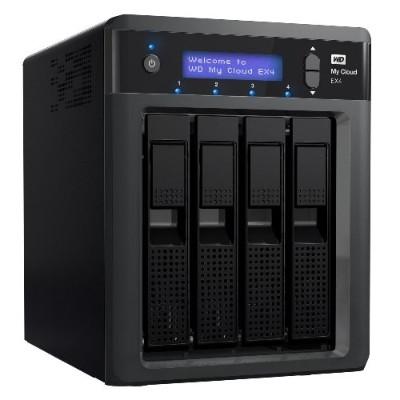 WDWD My Cloud EX2 - NAS server - 6 TB(WDBVKW0060JCH-NESN)