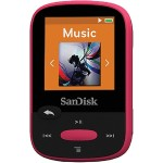 8GB Clip Sport MP3 Player - Pink