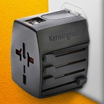 TRAVEL POWER ADAPTER WITH DUAL USB