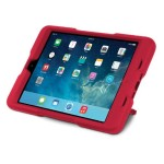 BlackBelt 2nd Degree Rugged Case for iPad mini - Red