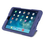 BlackBelt 2nd Degree Rugged Case for iPad mini - Plum