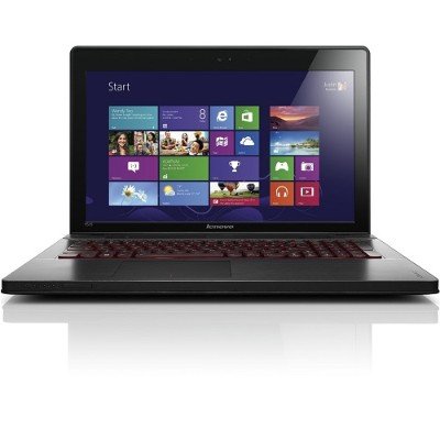 Lenovo IdeaPad Y510p Intel Core i7-4700MQ Quad-Core 3.40GHz Notebook - 8GB RAM, 1TB HDD + GB SSHD, 15.6