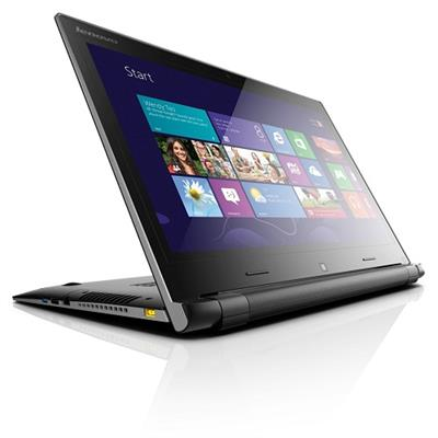 Lenovo IdeaPad Flex 15 Intel Core i3 4010U 1.7 GHz Notebook Computer - 4GB DDR3L, 500GB HDD, 15.6