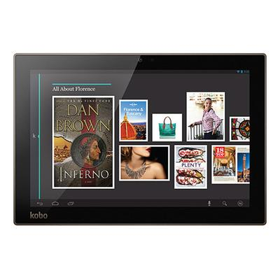 KOBO eReader Arc 10 HD - tablet - Android 4.2.2 (Jelly Bean) - 16 GB - 10.1