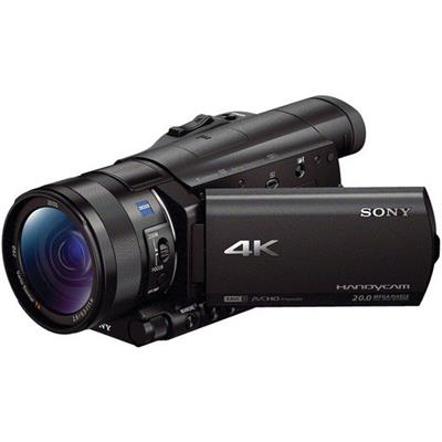 Sony 4K Camcorder with 1