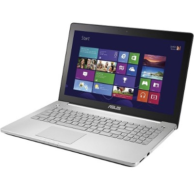 ASUS N550JK-DS71T Intel Core i7-4700HQ Quad-Core 2.40GHz Notebook - 8GB RAM, 1TB HDD, 15.6
