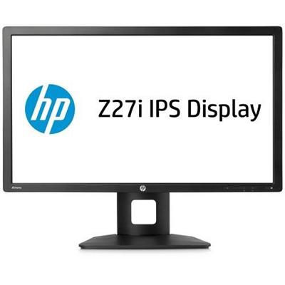 HP Smart Buy Z Display Z27i 27-inch IPS LED Backlit Monitor - Black (D7P92A8#ABA)