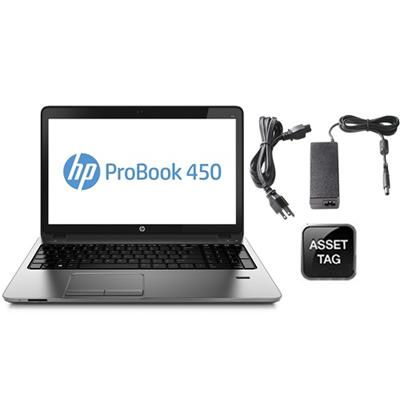 HP Smart Buy ProBook 450 Intel Core i5-4200M 2.50GHz Notebook - 4GB RAM, 500GB HDD, 15.6