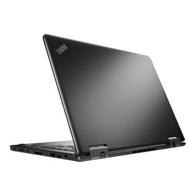 Lenovo TopSeller ThinkPad Yoga 20CD Intel Core i3-4010U Dual-Core 1.70GHz Ultrabook - 4GB RAM, 500GB HDD + 16 GB SSD cache, 12.5