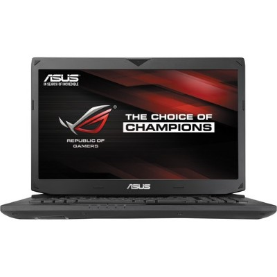 ASUS Republic of Gamers G750JS-DS71 Intel Core i7-4700HQ Quad-Core 2.40GHz Notebook - 16GB RAM, 1TB HDD + 256GB SSD, 17.3