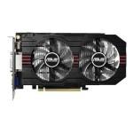 GTX750TI-OC-2GD5 - Graphics card - GF GTX 750 Ti - 2 GB GDDR5 - PCIe 3.0 x16 - 2 x DVI, D-Sub, HDMI