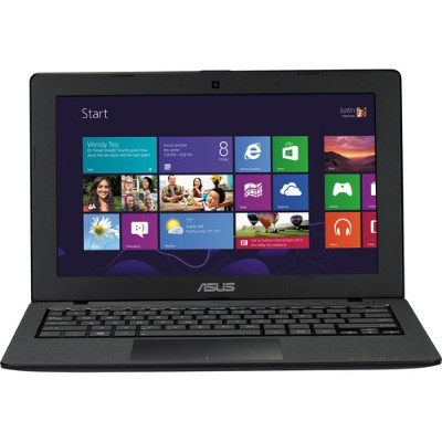 ASUS K200MA-DS01T Intel Celeron Dual-Core N2815 1.86GHz Notebook - 4GB RAM, 500GB HDD, 11.6