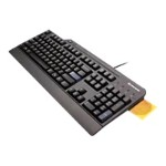 Smartcard - Keyboard - USB - English - US - black - for S510; ThinkCentre M900; Thinkpad 13; ThinkPad E47X; E57X; X1 Yoga; ThinkStation P410; P510