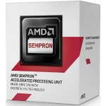 Advanced Micro Devices Sempron 3850 - 1.3 GHz - 4 cores - 2 MB cache - Socket AM1 - Box SD3850JAHMBOX