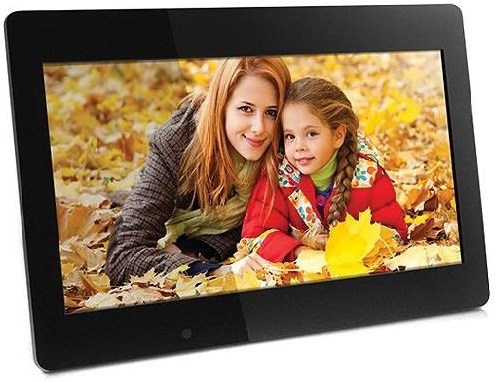 MacMall | Aluratek 18.5 inch Digital Photo Frame with 4GB Built-in ...