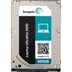 "Seagate Technology Laptop Thin HDD ST500LM021 - Hard drive - 500 GB - internal - 2.5"" - SATA 6Gb/s - 7200 rpm - buffer: 32 MB ST500LM021"