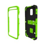 Kraken A.M.S. Case for Samsung Galaxy S V - Trident Green