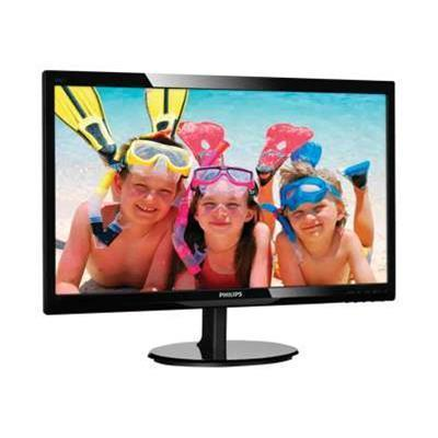 Philips V-line 246V5LHAB - LED monitor - 24